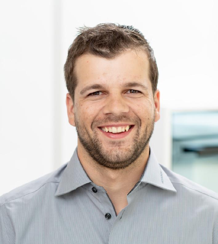 Markus Bissig--Leiter Montageteam